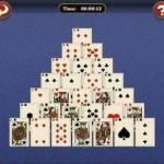 تحميل لعبة سوليتر الجديدة Lucky Pyramid Solitaire للكمبيوتر