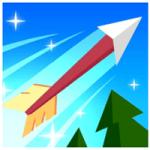 تنزيل لعبة السهم الطائر Flying Arrow للاندرويد برابط مباشر