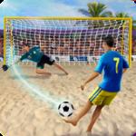 تنزيل لعبة الكرة Shoot Goal Beach Soccer للأندرويد