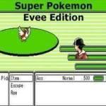 تحميل لعبة سوبر بوكيمون Super Pokemon Evee Edition للكمبيوتر