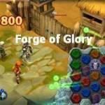 تنزيل لعبة الأكشن والألغاز Forge of Glory للأندرويد