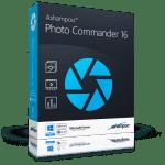 تحميل برنامج تحرير وتعديل الصور Ashampoo Photo Commander للكمبيوتر