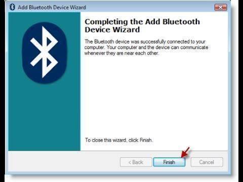 تحميل برنامج Bluetooth Driver Installer لعمل اتصال بين