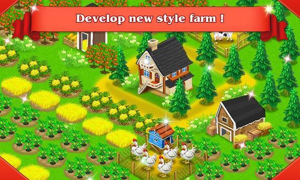 تحميل لعبه المزرعه السعيده Download Happy Farm للكمبيوتر