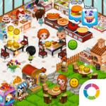 تنزيل لعبة الطبح Cafeland – World Kitchen APK للاندرويد