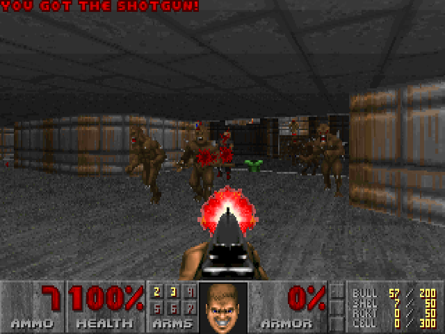 download doom dos games