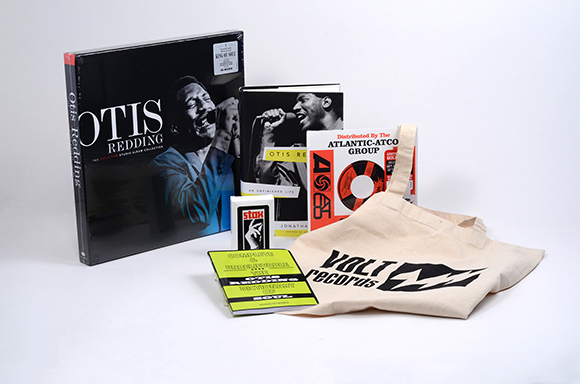 OTIS REDDING 50TH ANNIVERSARY PRIZE PACK Image