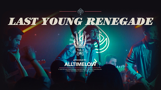 Last Young Renegade video