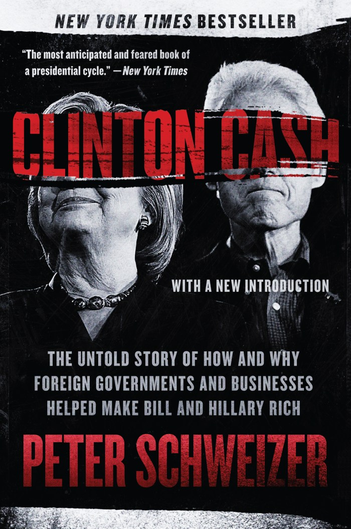 Most people assume that the Clintons amassed their considerable wealth through lucrative book deals and speaking gigs that sometimes paid as much as 0,000. But who paid these fees, and why? As Peter Schweizer reveals, the Clintons typically blur the lines between politics, philanthropy, and business. Consider the following: Bill flies into a third world country where he spends time in the company of a businessman. A deal is struck. Soon after, enormous contributions are made to the Clinton Foundation, while Bill is commissioned to deliver a series of highly paid speeches. Some of these deals require approval or review by the US government and fall within the purview of a powerful senator and secretary of state. Often the people involved are characters of a kind that an American ex-president (or the spouse of a sitting senator, secretary of state, or presidential candidate) should have nothing to do with. This blockbuster exposé reveals the mysterious multimillion-dollar Foundation gift from an obscure Indian politician that coincided with Senator Clinton's reversal on the nuclear nonproliferation treaty; how Secretary of State Clinton was involved in allowing the transfer of what was projected to be 50 percent of US domestic uranium output to the Russian government; how multimillion-dollar contracts for Haiti disaster relief were awarded to donors and friends of Hillary and Bill . . . and more. Clinton Cash raises serious and alarming questions of judgment, of possible indebtedness to an array of foreign interests, and, ultimately, of fitness for high public office.