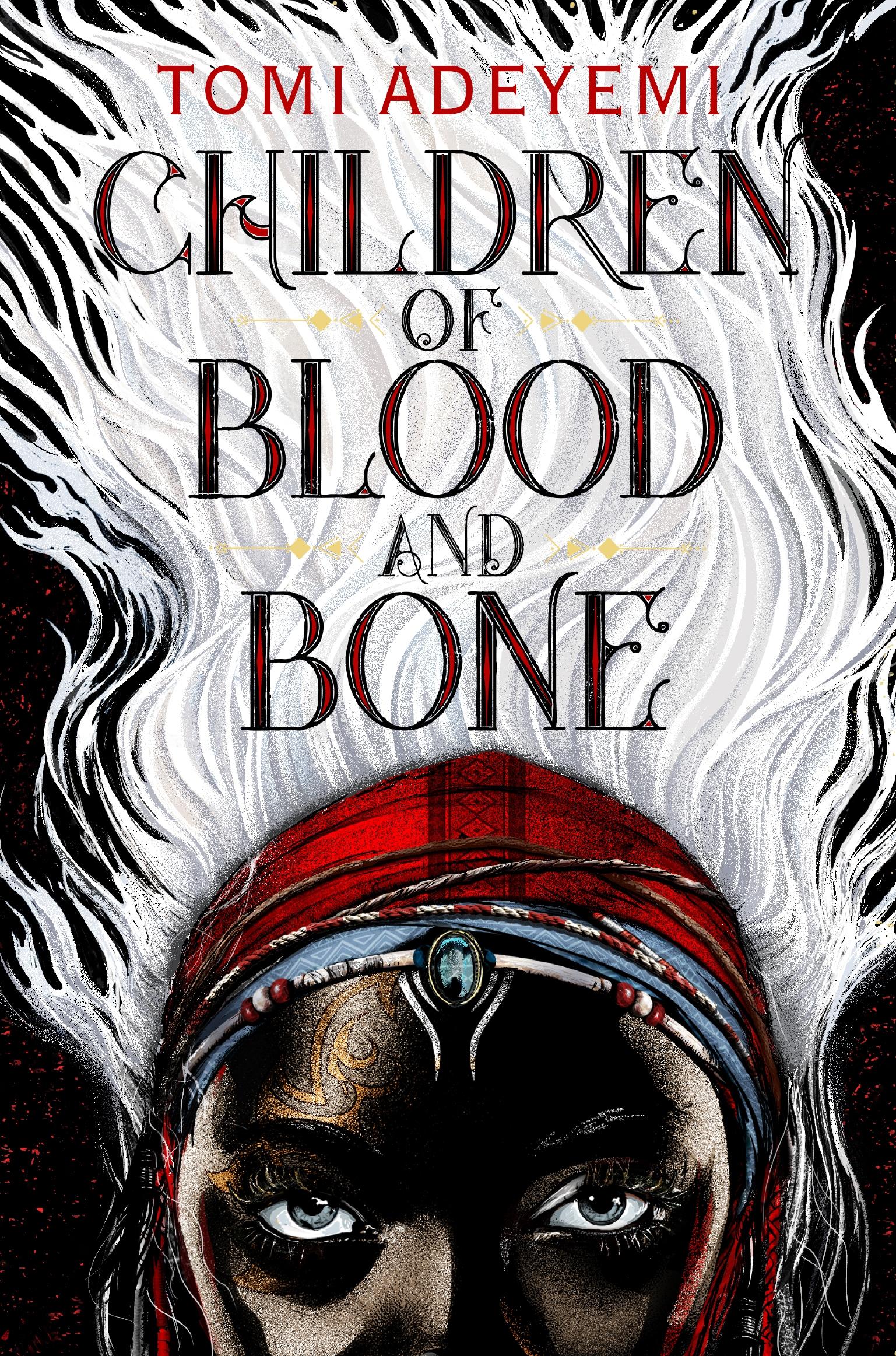 Top 100 Fantasy Books : fantasy, books, Children, Blood, Adeyemi,, (ebook)
