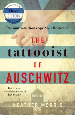 Image result for the tatooist of auschwitz