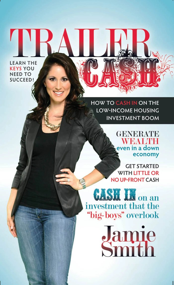 Trailer Cash is today's most comprehensive and practical introduction to Mobile Home Park investments. In her no-nonsense guidebook, Jamie Smith shares the dos and don'ts from her own personal experience in order to supply you with everything you need to know to get your MHP business started. Key topics include: . The wheres and whys behind prime MHP locations . A time-tested MHP property evaluation checklist . The nitty-gritties of contractual agreements . Ten deadly MPH myths to ignore . Information gathering: how to effectively work the market . The Success Equation: Capitalization Rate and Cash-on-Cash return . The ins and outs of profitable property maintenance . The moral contribution: providing housing for the poor.