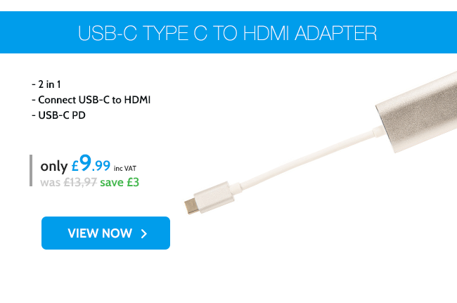 Xenta USB-C Type C to HDMI Adapter