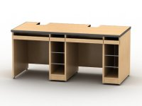 Computer Desk for Two(id:6080684) Product details - View ...