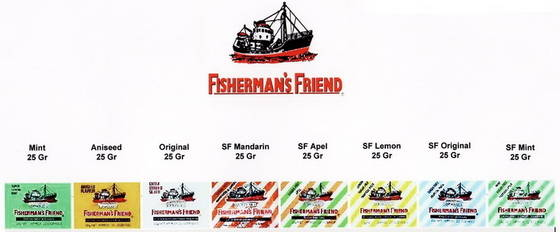 Sell Fishermans Friend Lozengesid9072715 from CV