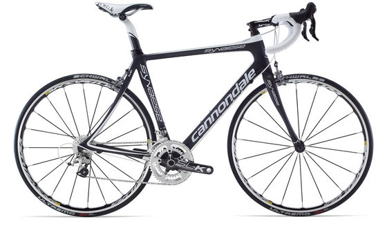 Cannondale Synapse Carbon Ultegra 2011 Road Bike(id