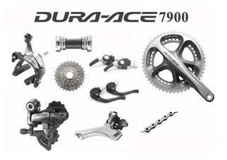 Bicycle Parts Shimano Dura Ace 7900 Aero Build Kit(id