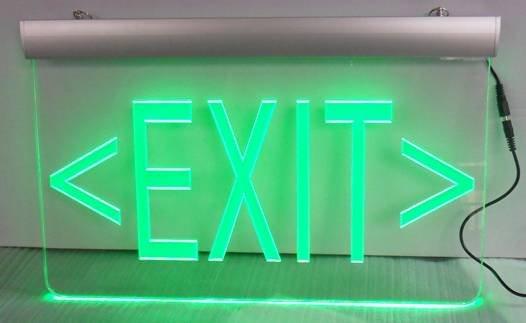 LED Edge Lit Sign LED Acrylic Displayid5703805 Product