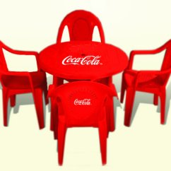 Coca Cola Chairs And Tables Girls Potty Chair Red Coca-cola Plastic Table(id:5515542) Product Details - View ...