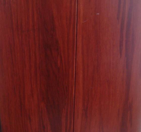 Strand Woven Stained Bamboo Flooring  Cherryid4898860