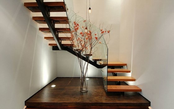 Modern Wood Staircase With Glass Railing Id 10472385 Product   Wood And Glass Staircase   New   Spiral   Stair Railing   Design   Stair Case