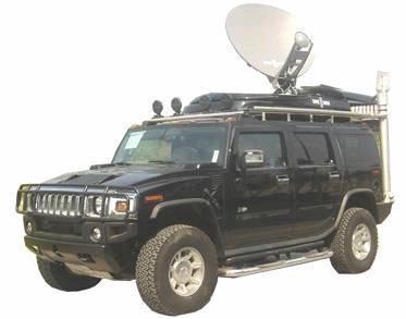 Satellite Command Communication Mobile Base Station
