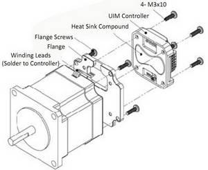 Nema 23 Stepper Motor Nema 8 Stepper Motor Wiring Diagram