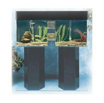 Aquarium Twin Tube Fish Tank Acrylic 55 Gl Id 4016936