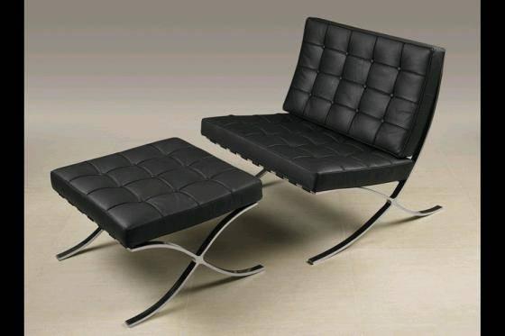Mies Van Der Rohe Modern Classic Furniture Barcelona Chair