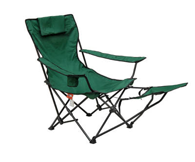 folding chair with footrest tulip revolving camping id 3870146 product details view image