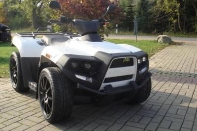 NEW 2009 ATV Cectek Quadrift 500 EFIid3880548 Product