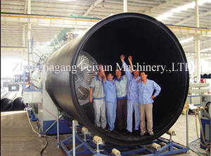 Sell Plastic Pipe Production Line large diameter drain