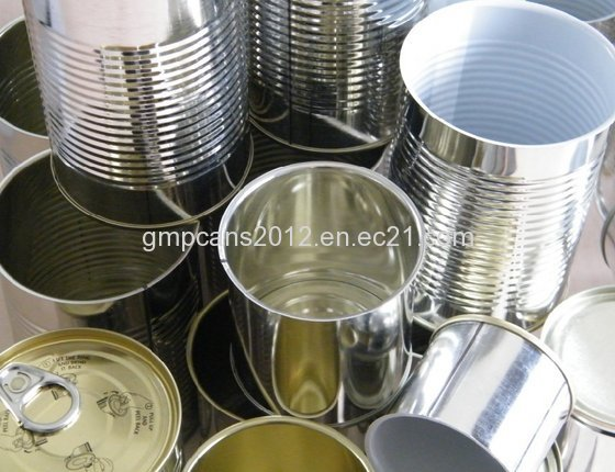 Sell Round Metal Food Tin Cansid7065771 Product details