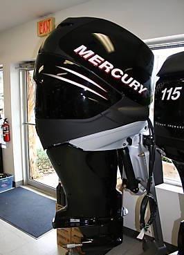 Used Original Mercury Verado Pro Four Stroke 250hp 300hp