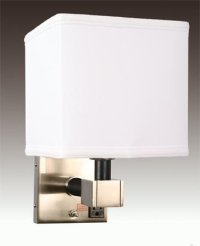 Hotel Motel Guestroom Wall Lamps with Outlets(id:3061375 ...