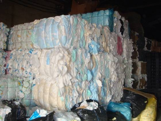 Sell Waste Diapers for Recyclingid9297102 from Primero
