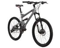 2008 Mongoose EC-D FreeDrive Downhill Mountain Bike(id