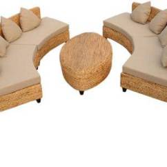 Oval Sofa Snack Table Walmart Sell Water Hyacinth Id 17586374 From Viet Style Product Image