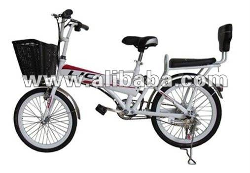 Sell Green Power Electric Bike With Two Seats(id:18681748