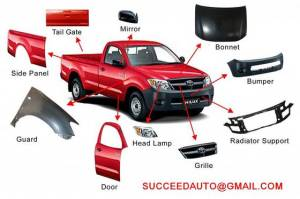 Sell auto spare parts car parts truck parts(id:18768310