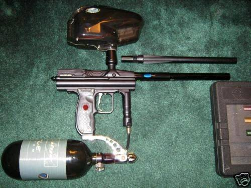 black barrel chair game room chairs angel speed paintball marker plus extras!(id:3904873) product details - view ...