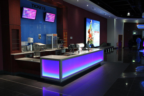 Modern Commercial Bar Furniture LED Bar Counter(id:6789861