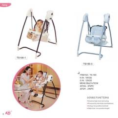 Baby Swing Chair Youtube High Floor Mat Target Electric Ts100 1 Id 3761625 Product Details Image