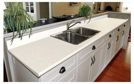 Absolute White Quartz Countertop Slabs Id 3542004 Product