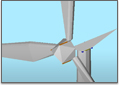 Developing Complex Turbines with Simpler Model-Based Designs