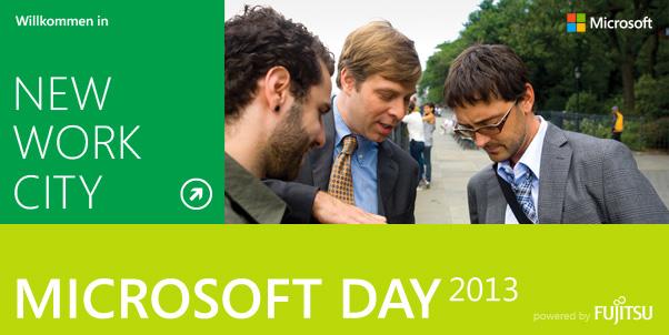 New Work City - Microsoft Day 2013