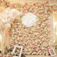 Flower Wall Decorations For Weddings - Wall Decor Ideas