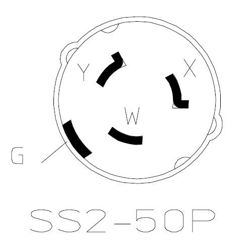 NEMA SS2-50P