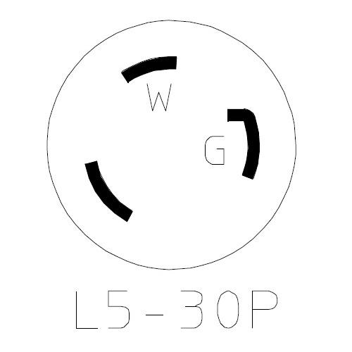 NEMA L5-30P