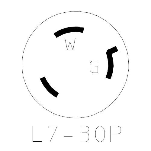 NEMA L7-30P